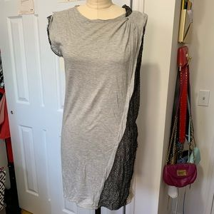 3.1 Phillip Lim Lace and Cotton Dress